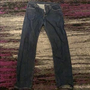 Levi's Jeans - Low waisted skinny Levi's